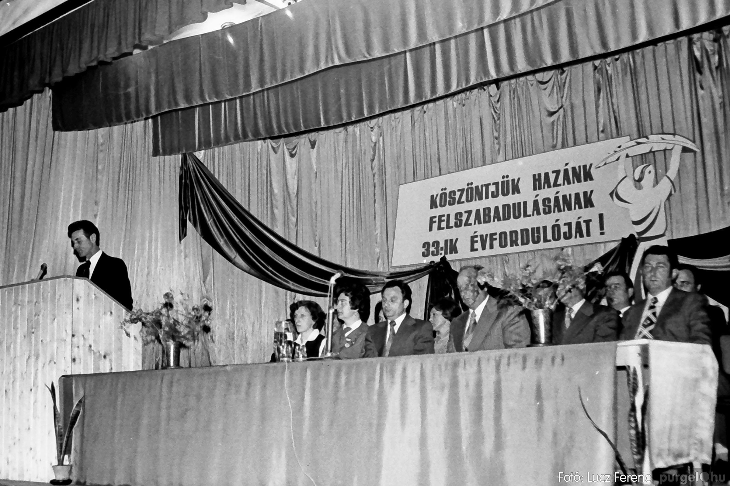 109A. 1978. Április 4-i ünnepségek 052. - Fotó: Lucz Ferenc.jpg