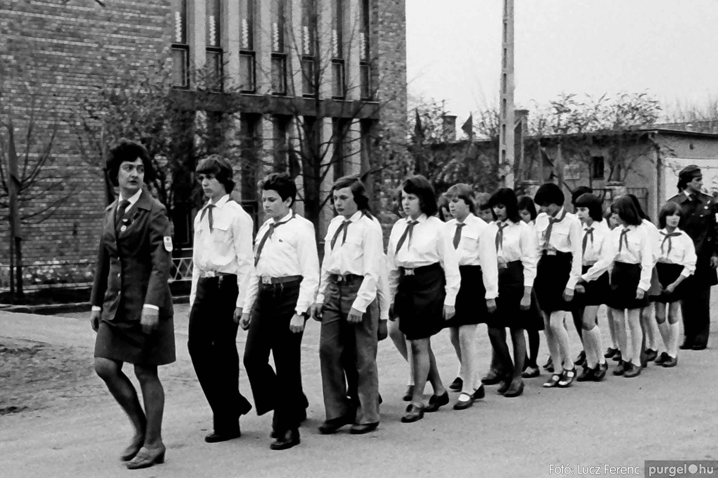 109A. 1978. Április 4-i ünnepségek 042. - Fotó: Lucz Ferenc.jpg