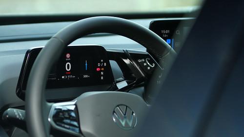 Volkswagen ID4 Essai