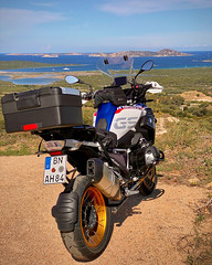 Roadbook Sardinien