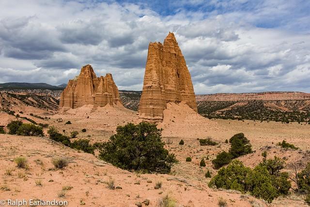 Desert Pinnacles