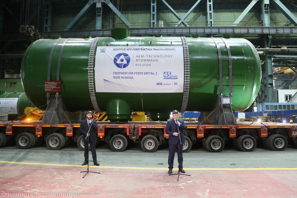 Как Атоммаш отправлял ценный груз на АЭС «Руппур» IMG_4856