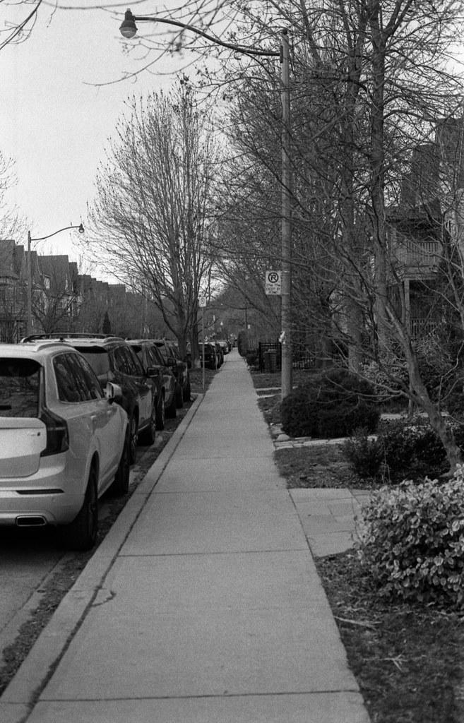 Pleasentville Sidewalk_