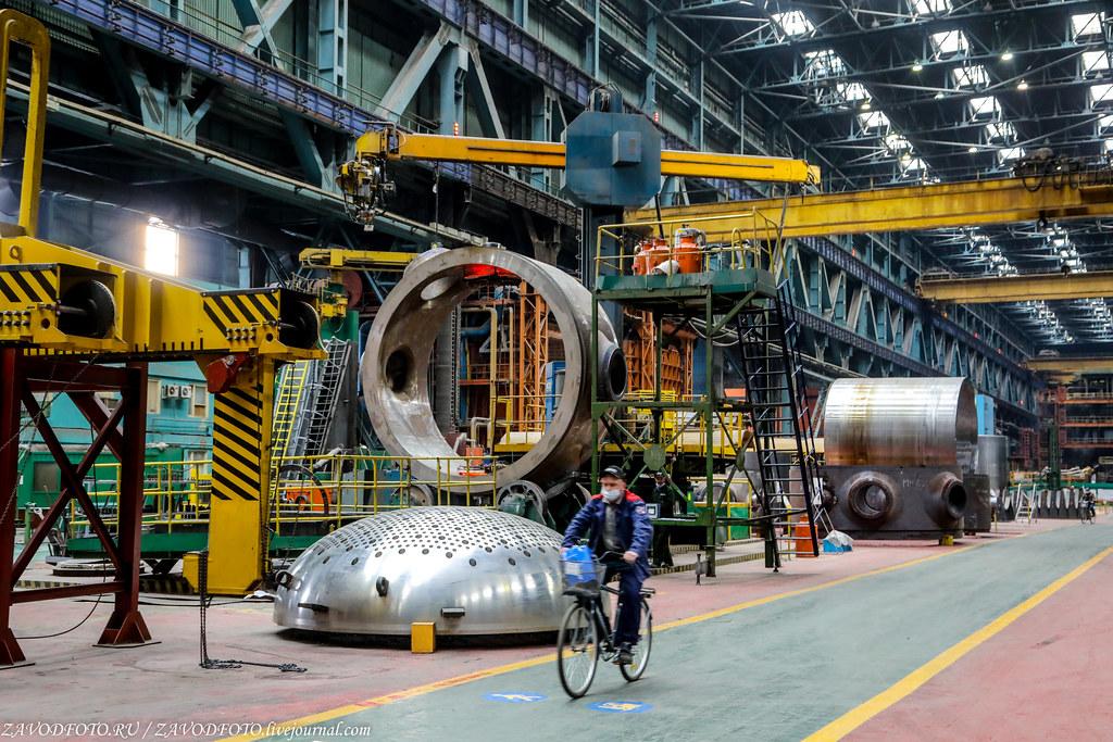 Как Атоммаш отправлял ценный груз на АЭС «Руппур» 999A9838