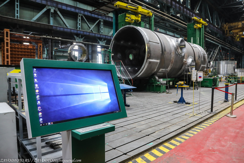 Как Атоммаш отправлял ценный груз на АЭС «Руппур» 999A9622