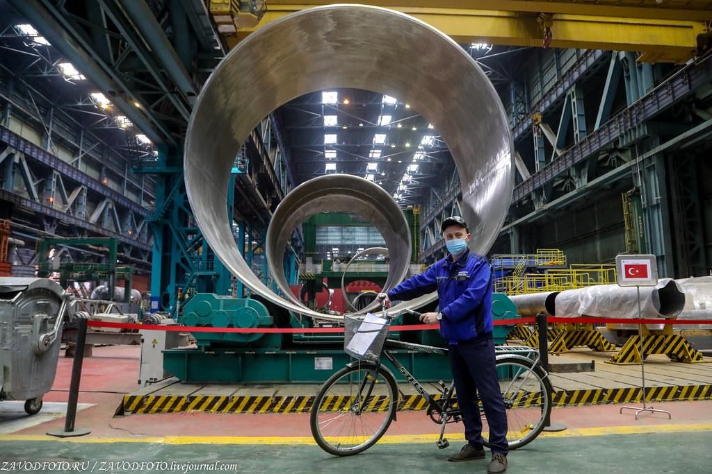Как Атоммаш отправлял ценный груз на АЭС «Руппур» 999A9466