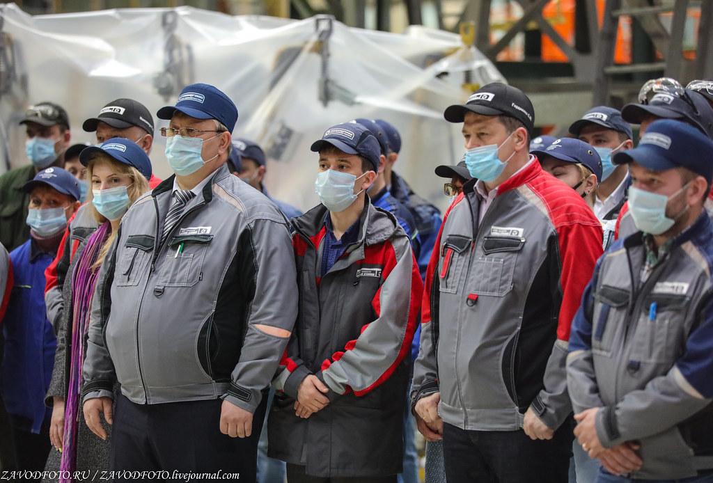 Как Атоммаш отправлял ценный груз на АЭС «Руппур» 999A9030