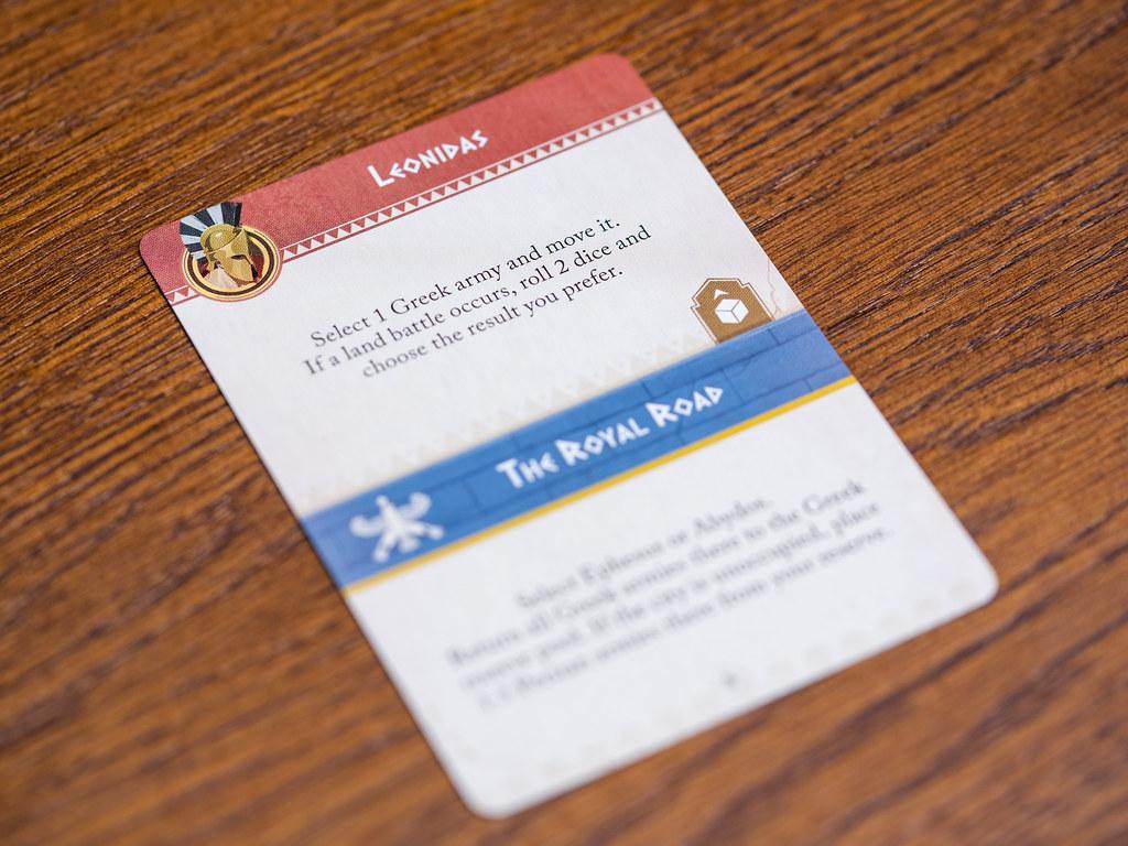 300: Earth & Water boardgame juego de mesa