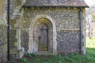 reset Norman doorway