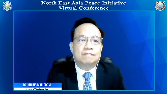 Thailand-2021-03-30-Northeast Asia Peace Initiative Virtual Conference Attracts Over 13,000 Viewers