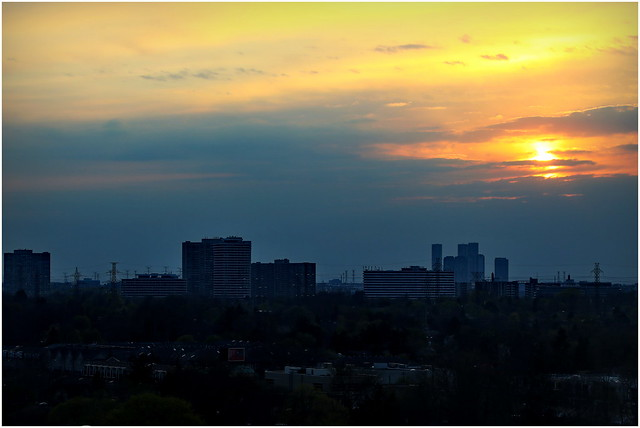 210424 Evening Sky