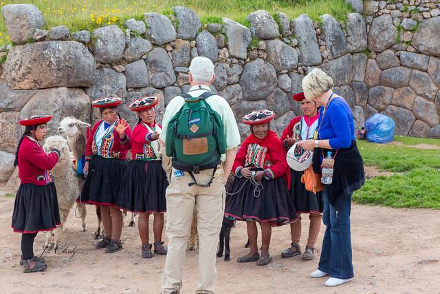 Armchair Traveling - Tourism in Cusco, Peru