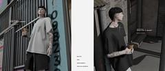 [Dope+Mercy]Chillax T-shirt @ The warehouse
