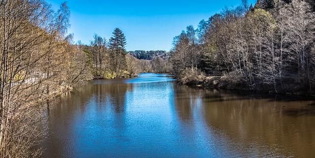 Tista river (explored)