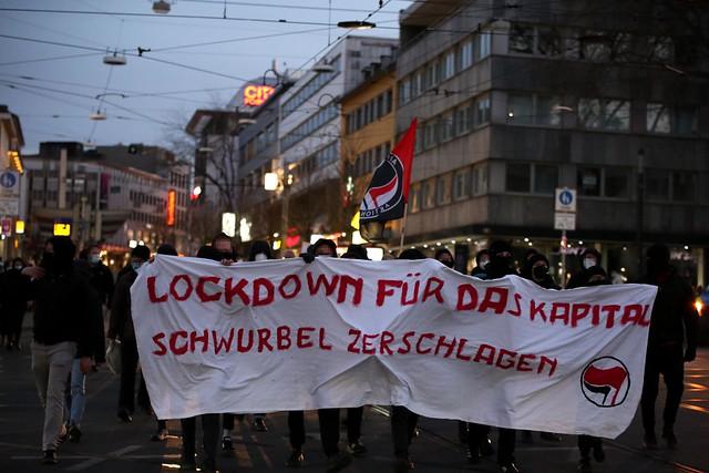 """""""Lockdown für die Produktion"""""""