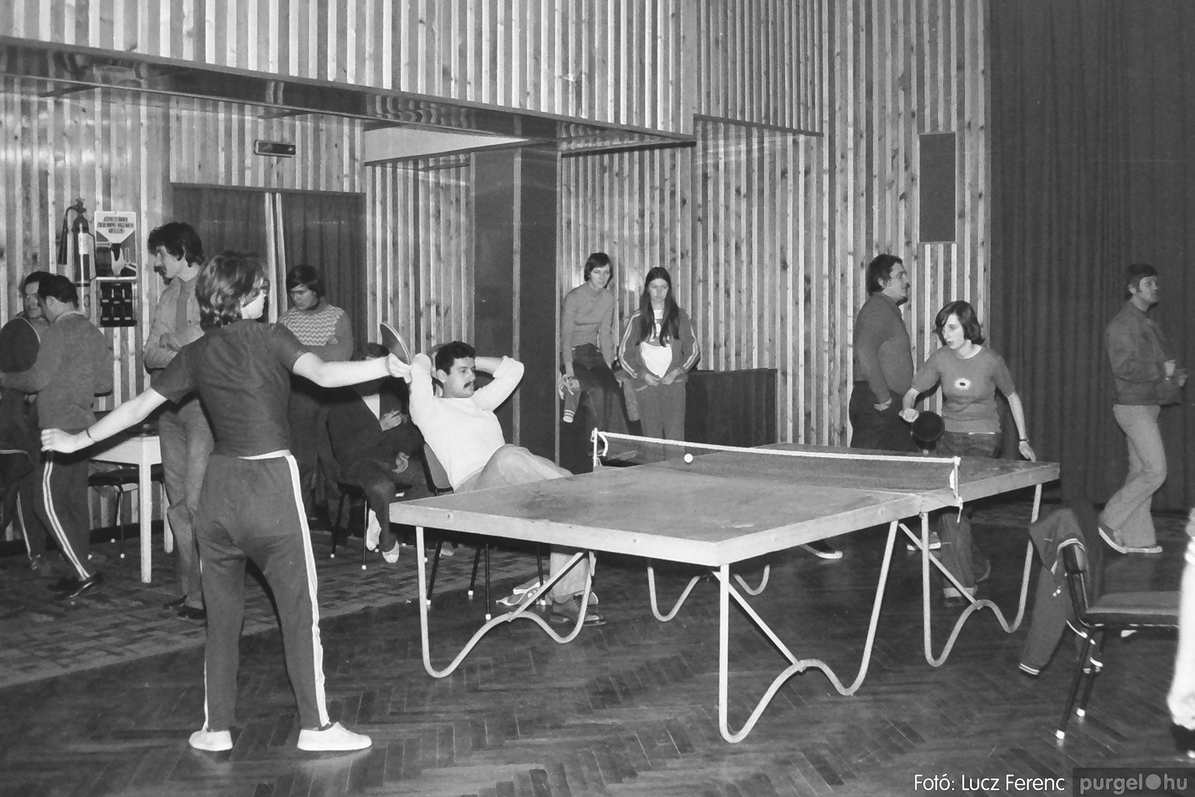 100. 1978. Asztaltenisz verseny 004. - Fotó: Lucz Ferenc.jpg