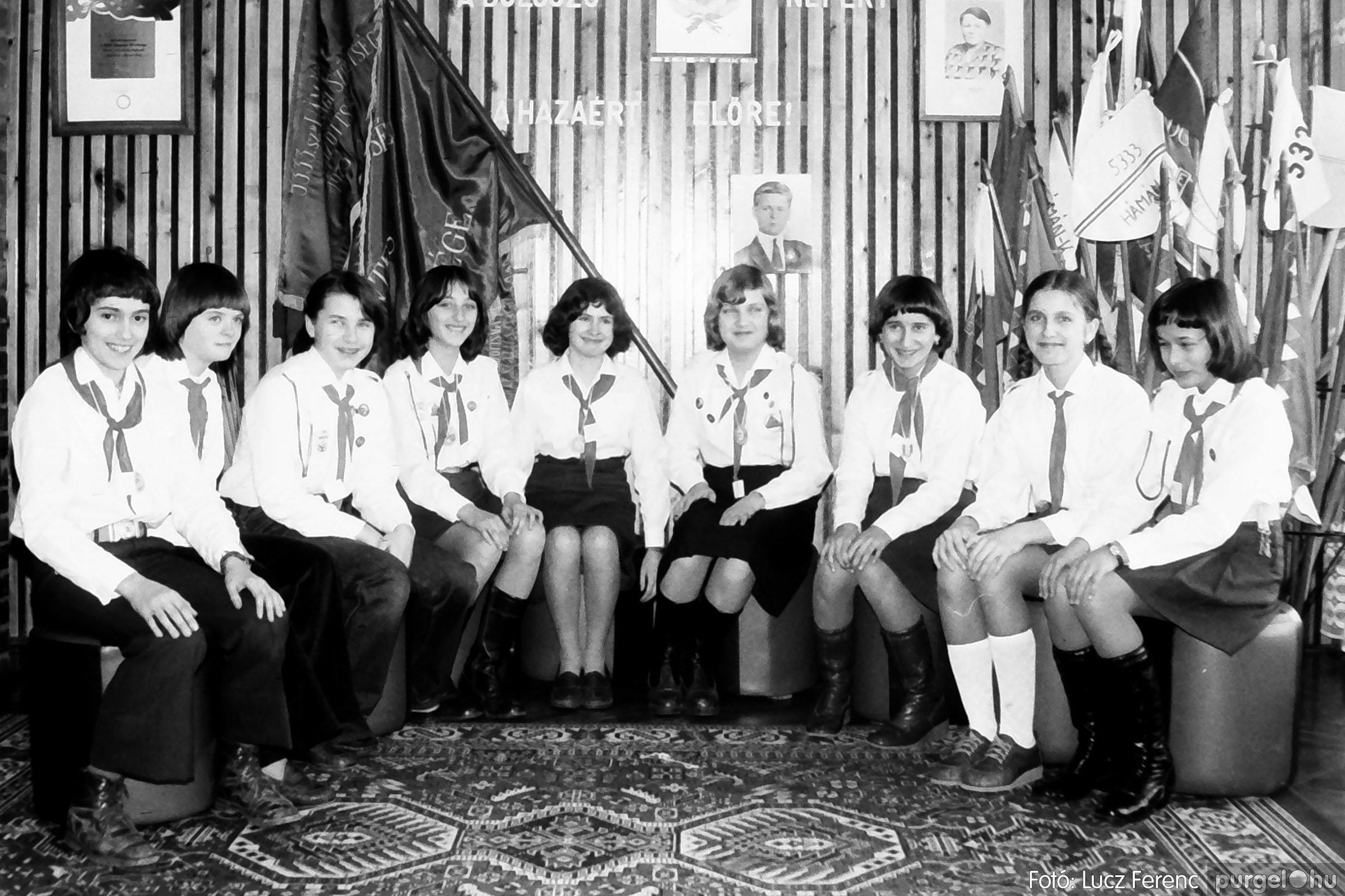 102. 1978. Szaktárgyi verseny a központi iskolában 019. - Fotó: Lucz Ferenc.jpg