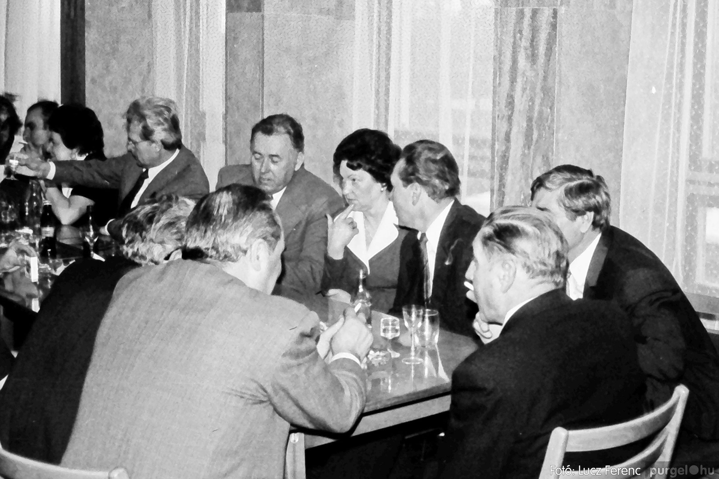 107. 1978. A KTSZ mérlegzáró közgyűlése 009. - Fotó: Lucz Ferenc.jpg