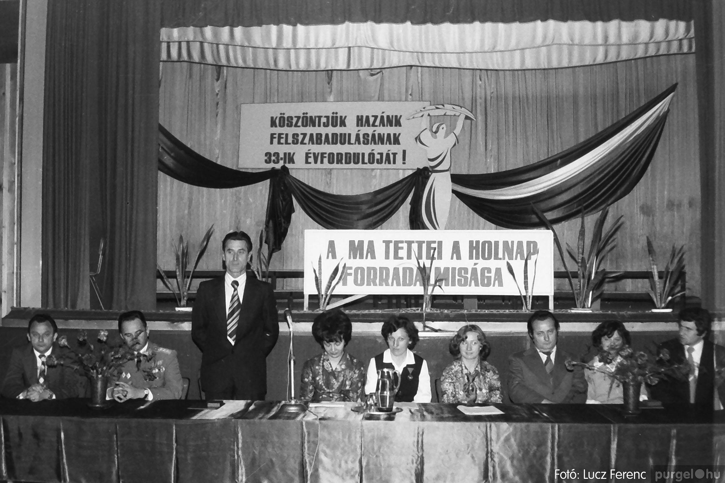 109. 1978. Április 4-i ünnepségek 035. - Fotó: Lucz Ferenc.jpg