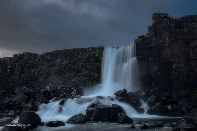 Oxararfoss, Iceland - Explore 26Apr2021
