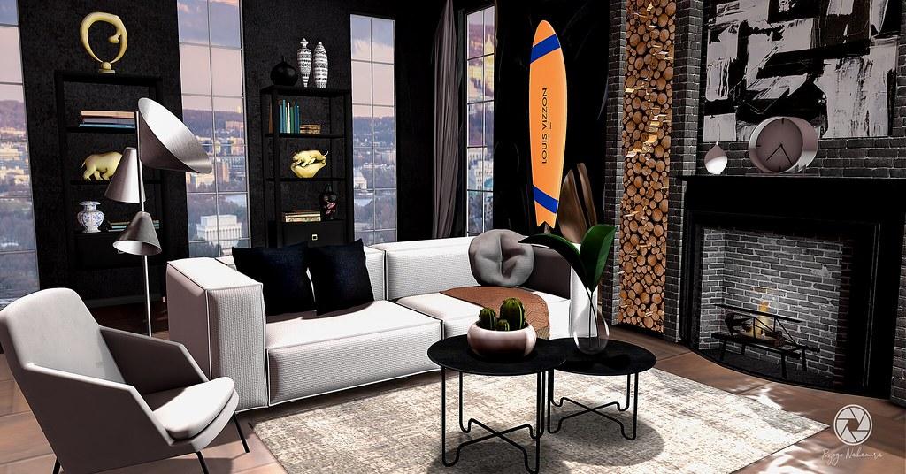 #328 A cozy place