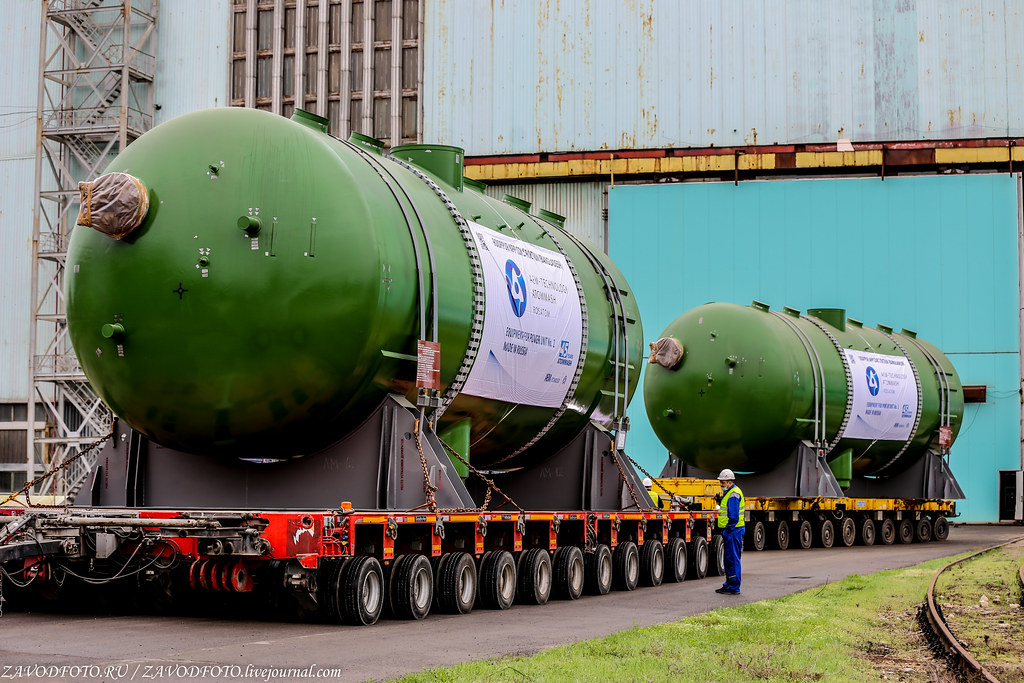 Как Атоммаш отправлял ценный груз на АЭС «Руппур» IMG_5023