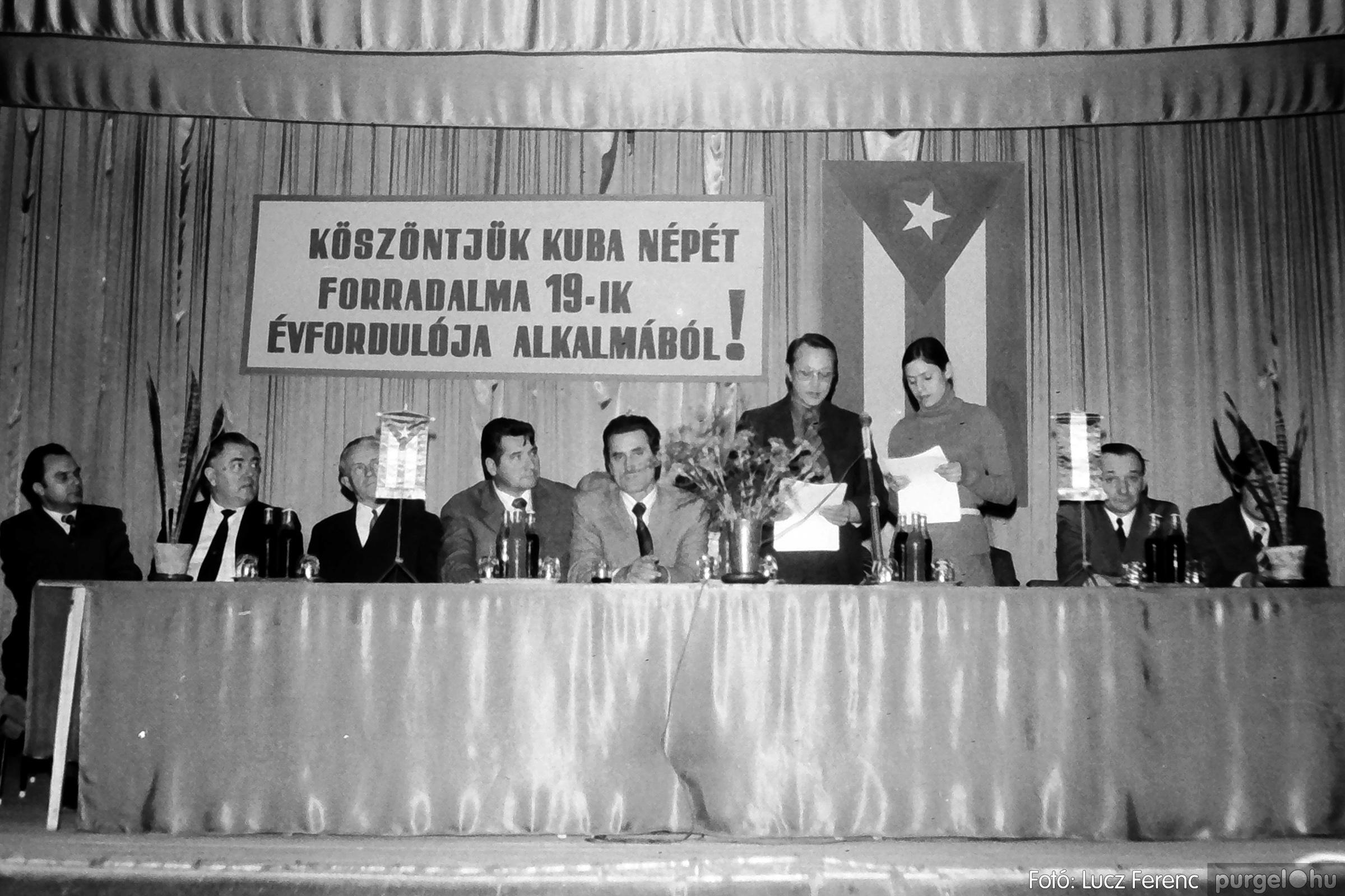 100. 1978. Köszöntjük Kuba népét! 006. - Fotó: Lucz Ferenc.jpg