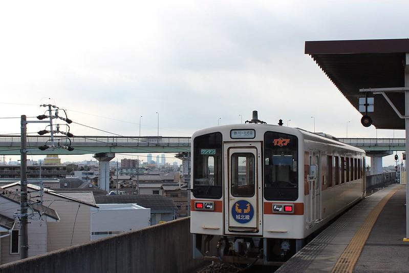 名古屋二環と城北線 (1)