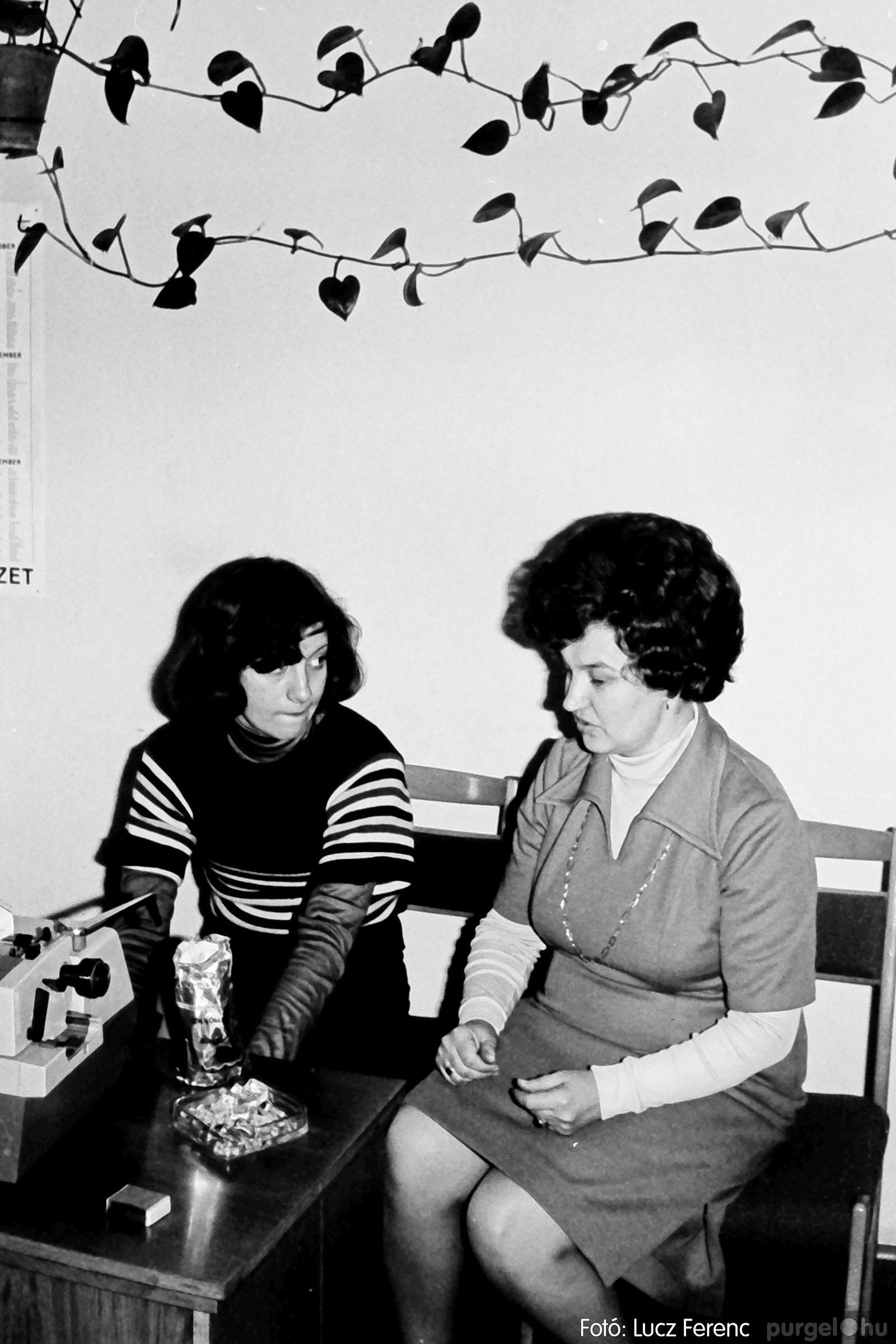 107. 1978. A KTSZ mérlegzáró közgyűlése 012. - Fotó: Lucz Ferenc.jpg