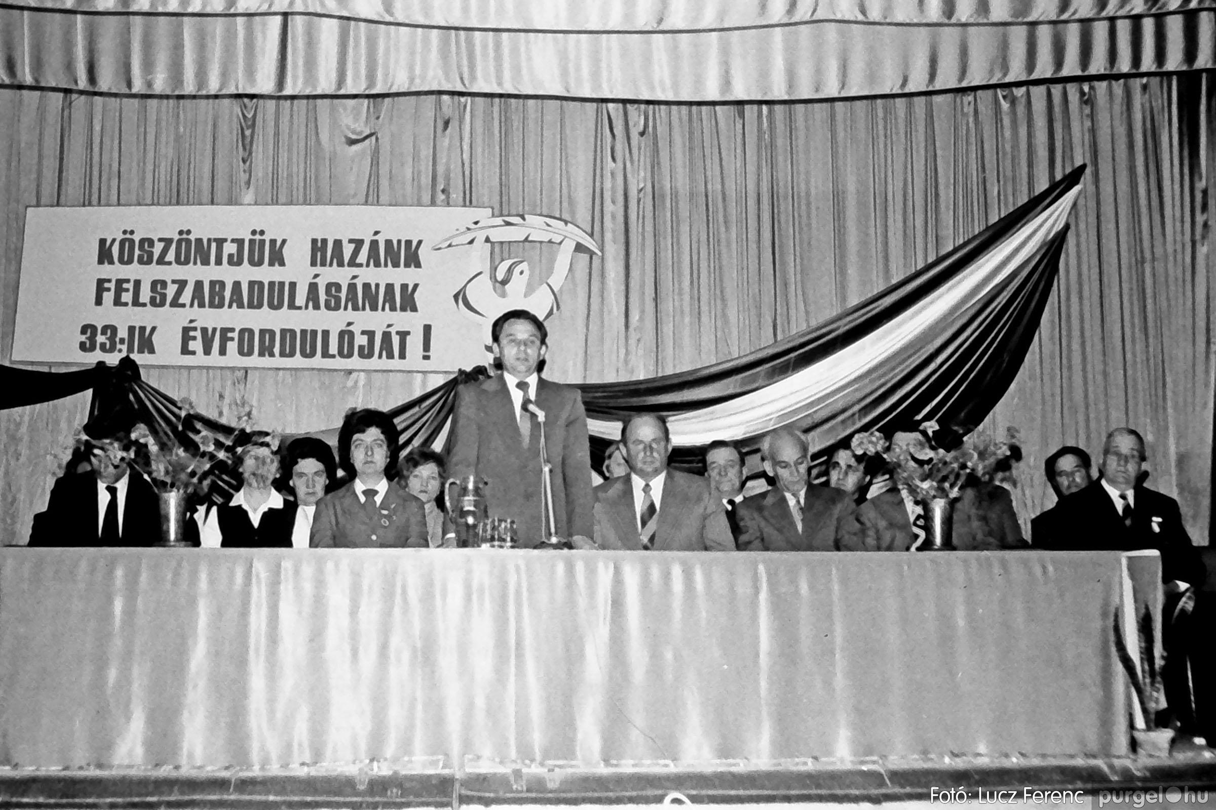 109A. 1978. Április 4-i ünnepségek 051. - Fotó: Lucz Ferenc.jpg