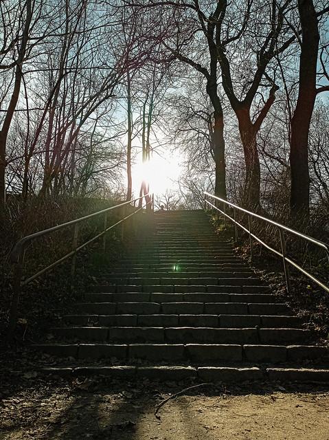 Stairways to heaven
