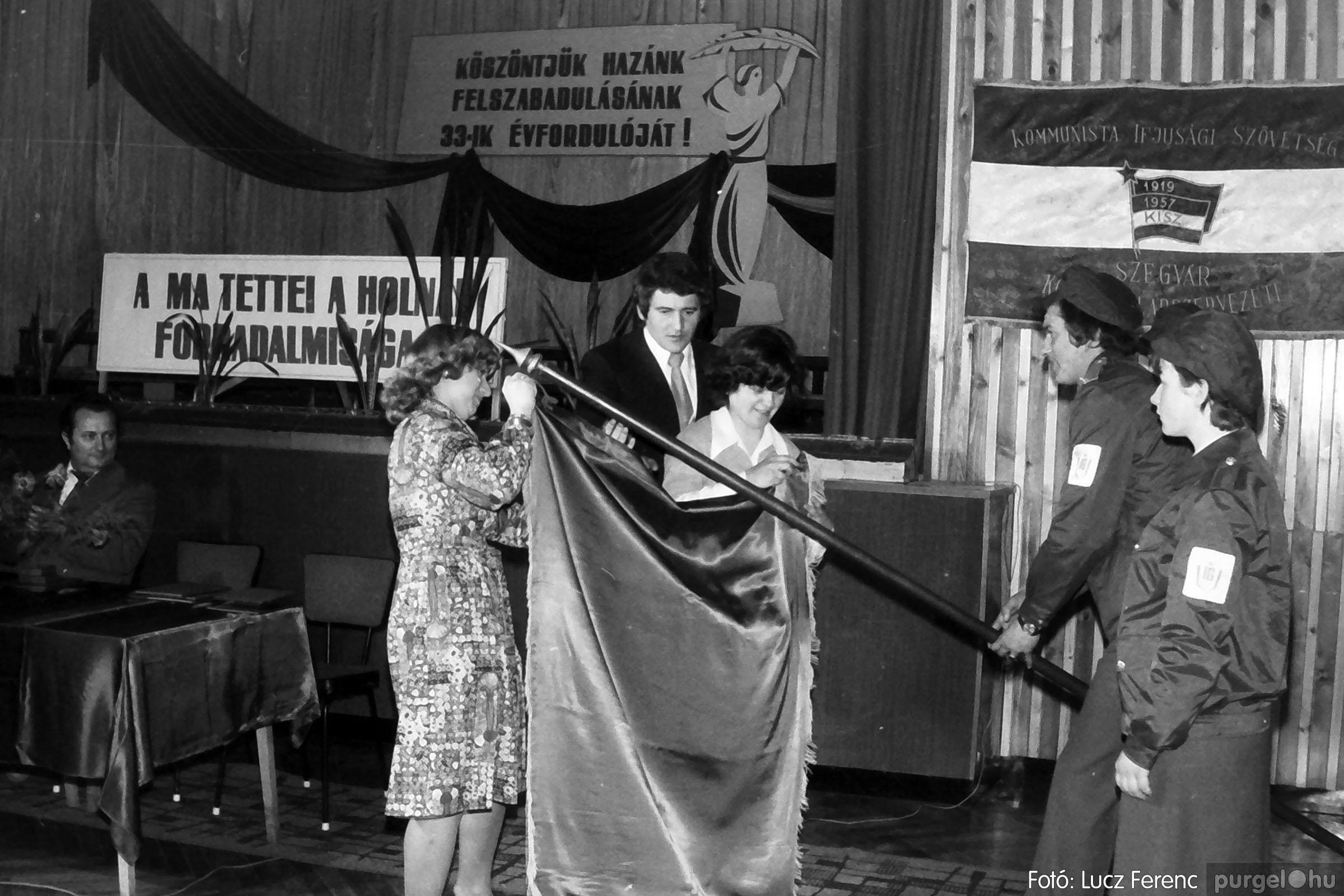 109. 1978. Április 4-i ünnepségek 027. - Fotó: Lucz Ferenc.jpg