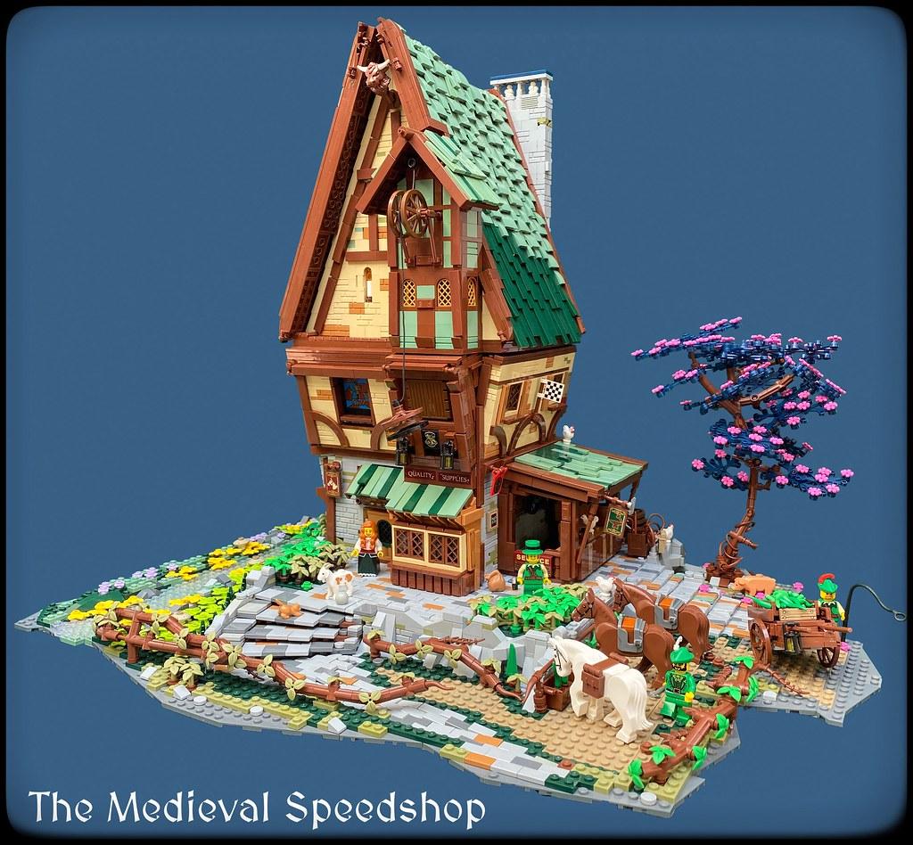 The Medieval Speedshop