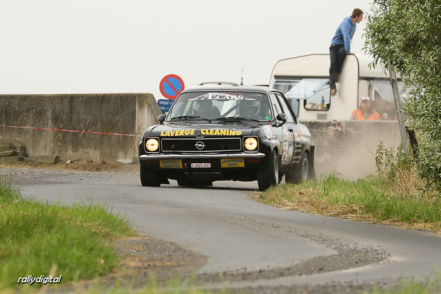 Rally van Wervik ·Historic· 2016