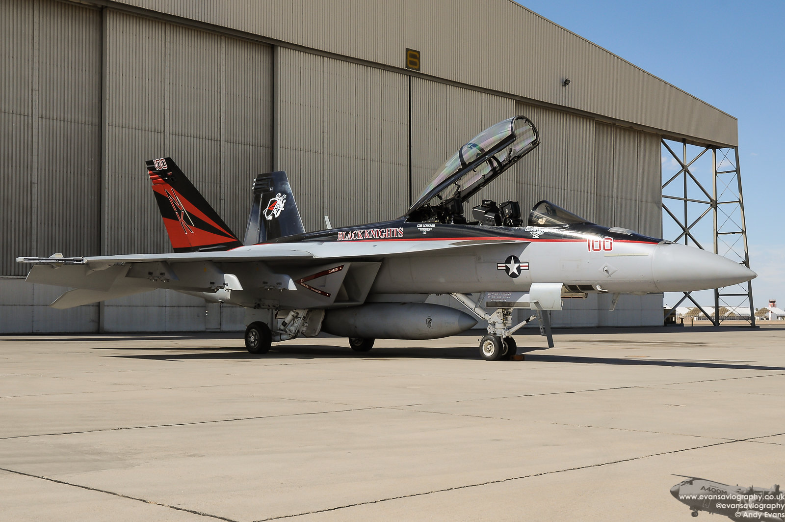 F/A-18F Super Hornet 166873 at NAF El Centro