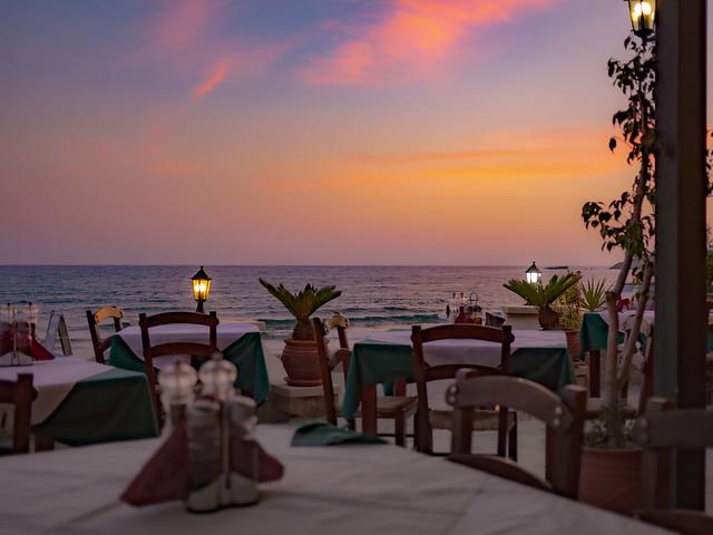 Dining Room, Makrygialos, Crete (explored)