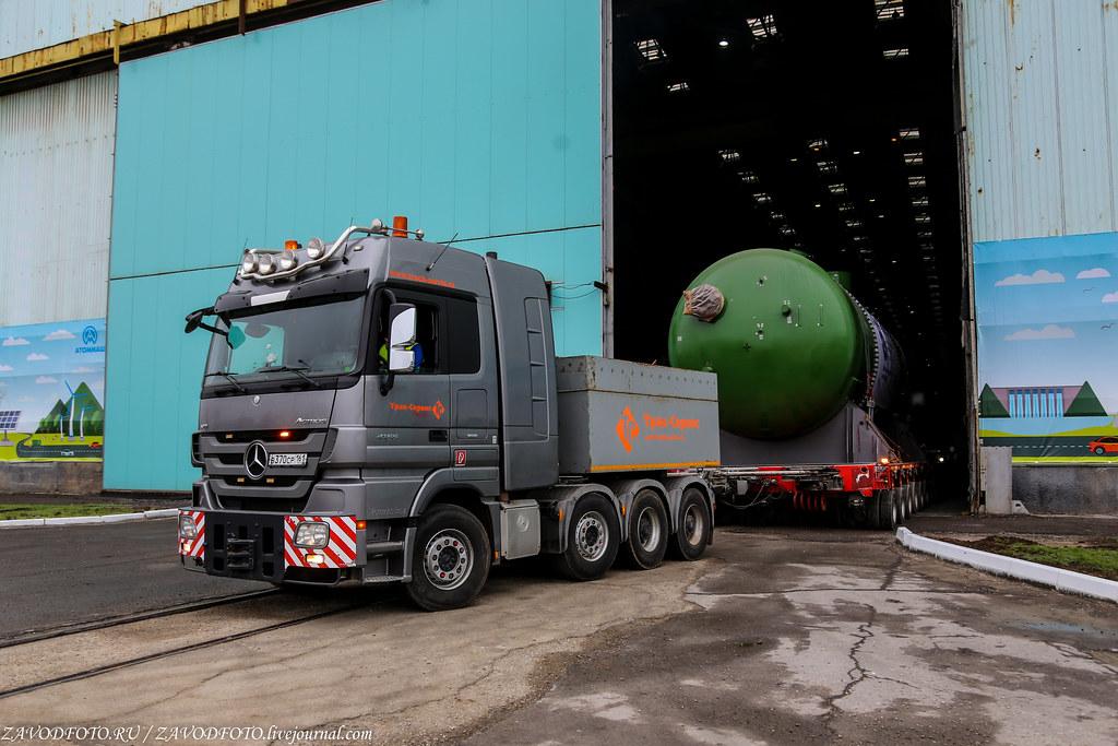 Как Атоммаш отправлял ценный груз на АЭС «Руппур» IMG_4940