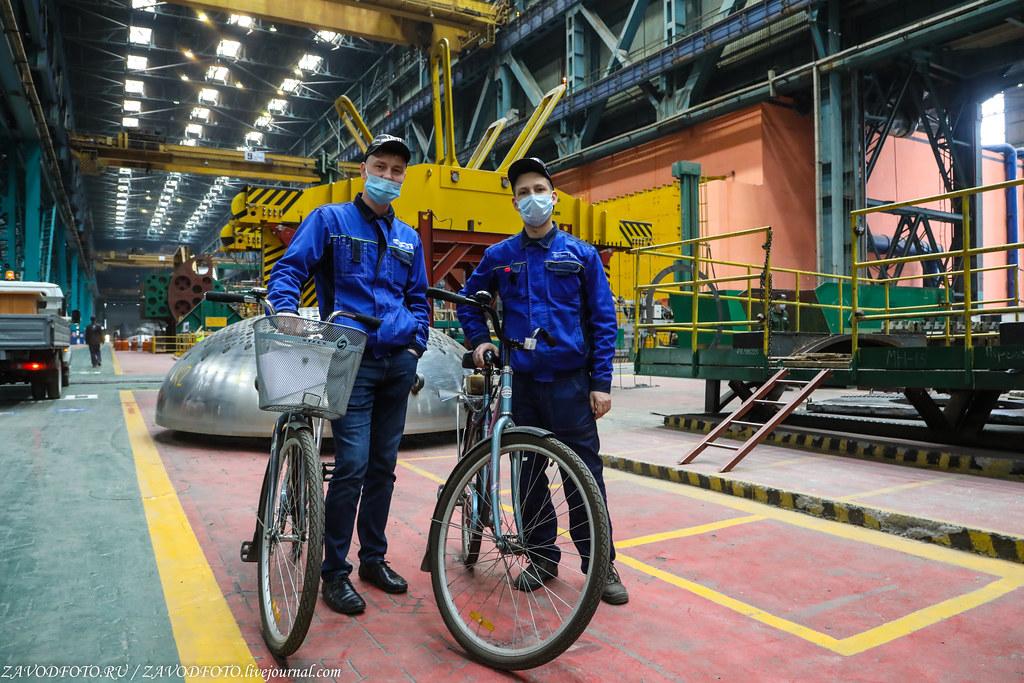 Как Атоммаш отправлял ценный груз на АЭС «Руппур» 999A9718