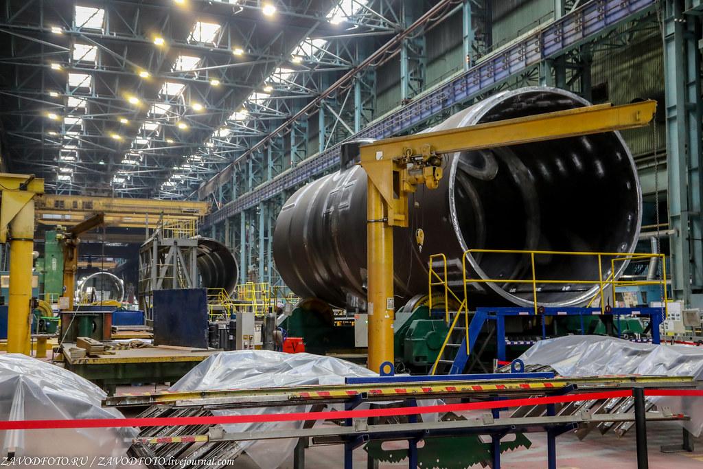 Как Атоммаш отправлял ценный груз на АЭС «Руппур» 999A9543