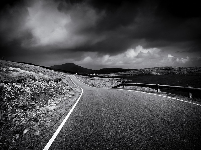 Storm Clouds over Vatersay