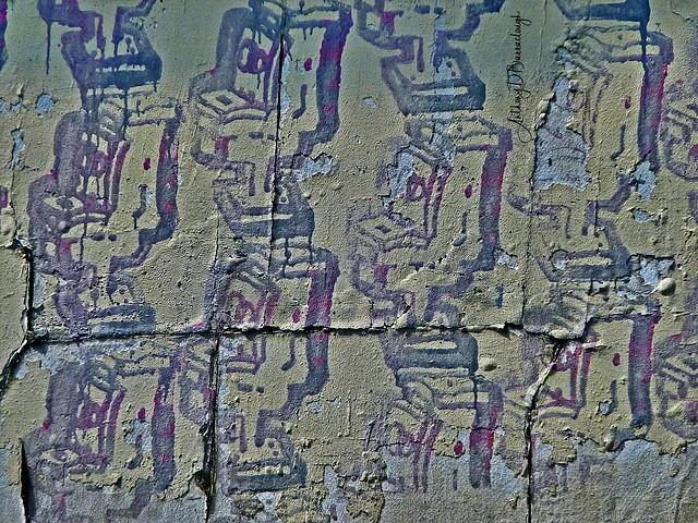 Old Parisian Wall Art 814-1