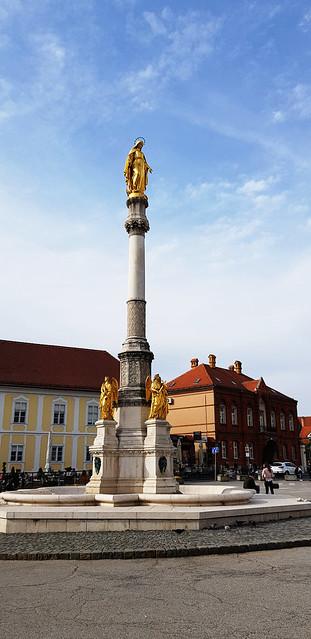 🇭🇷 Holy Mary Monument / Статуя на Богородица