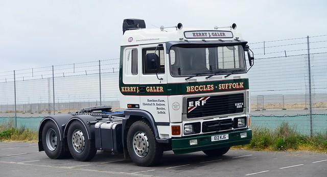 ERF  E12TX 325 - E12 KJG - Gt.Yarmouth