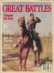 magazine - military history magazine - great battles - 1991 july
