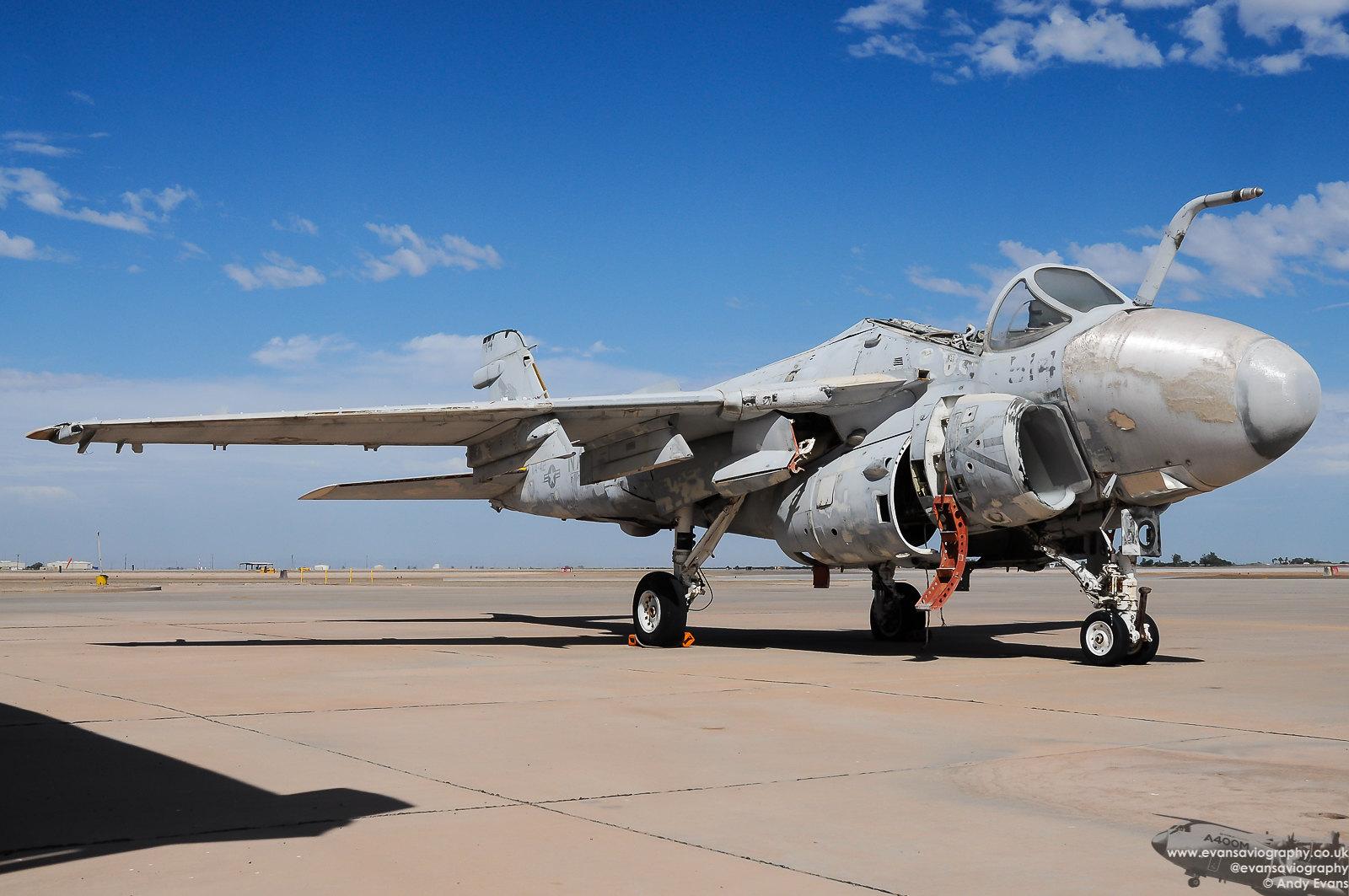 A-6E Intruder 160996