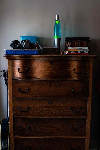 Dresser, etc