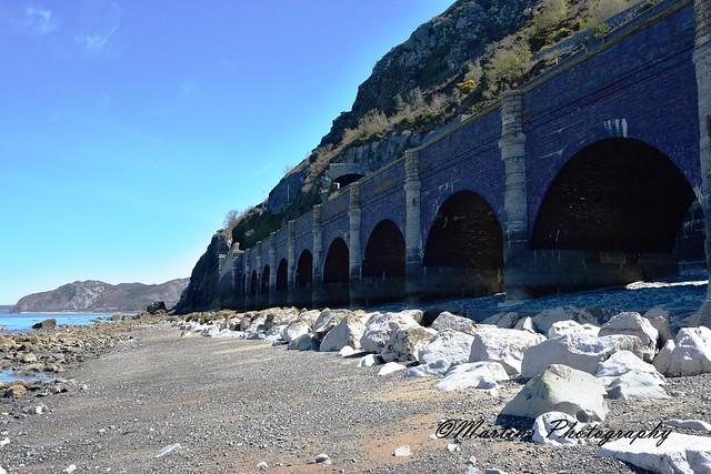 Pemaenmawr viaduct