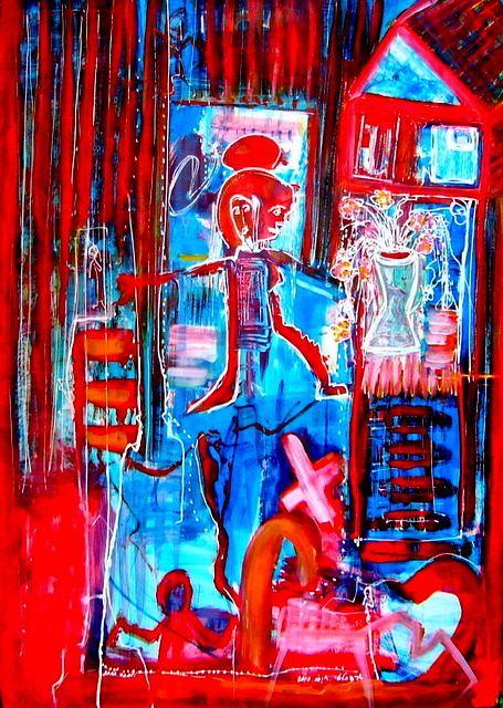 היוצרות העכשוויות  יוצרות עכשוויות אמניות מודרניות ציירות ישראליות שרה זלוטי