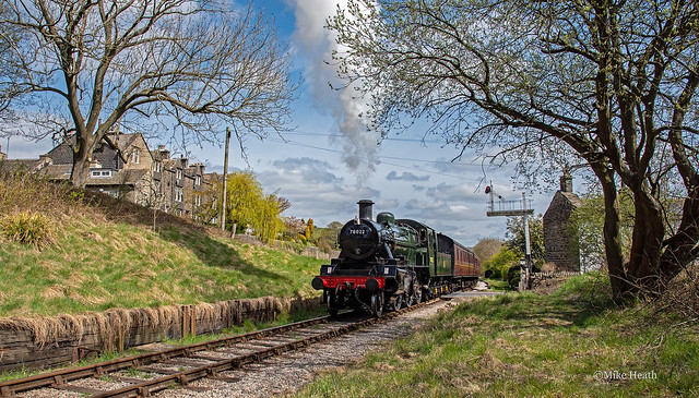 78022 - Keighley & Worth Valley railway - 25 April 2021 (2)
