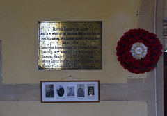 the following men of this parish who fell serving their country during the Great War